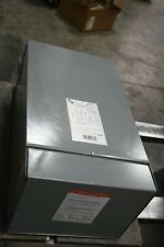 New Hps Hammond 25 Kva Transformer 240480 1201201 Phase 3r Cat C1f025les