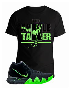 3a8547f4e730 Image is loading Kyrie-4-Matching-T-Shirt-Halloween-Sz-S-M-L-