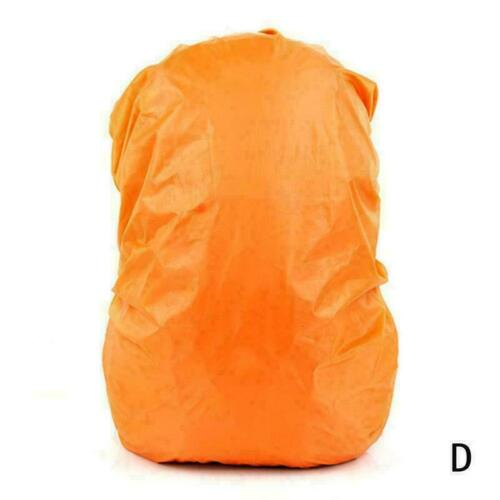 Trekking Rain Cover Backpack Waterproof Nylon Rucksack J0V7 To Use 30-40L F3R7