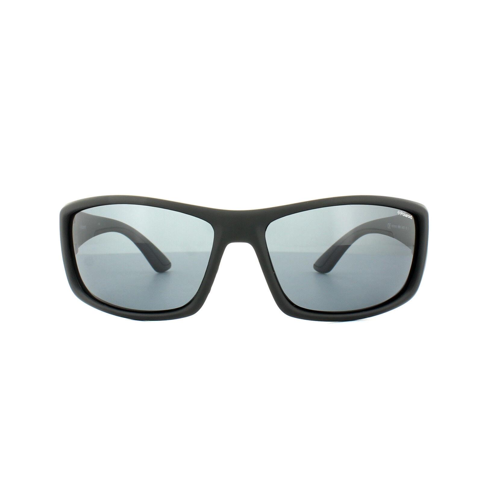 Polaroid PLD7011//S 807M9 Black with Grey polarised lenses