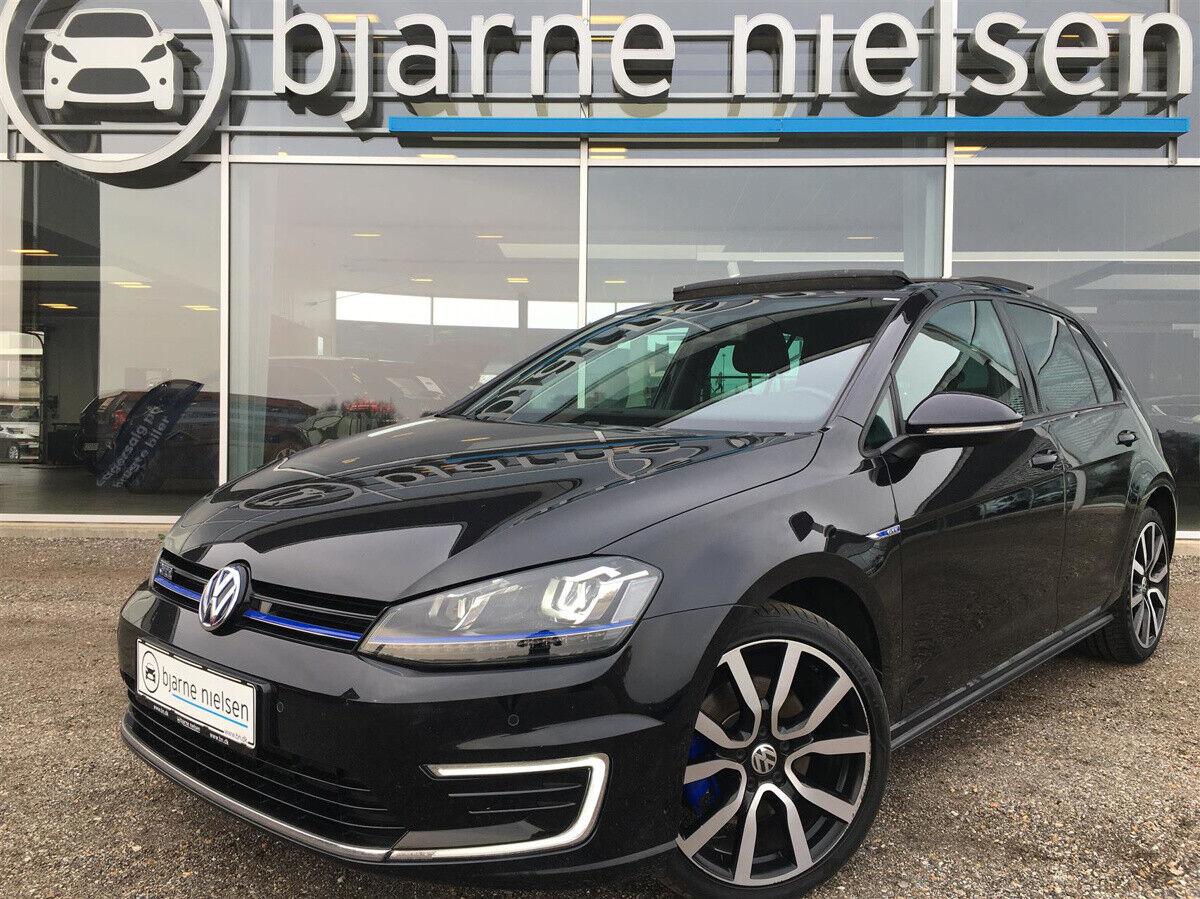 VW Golf VII Billede 1