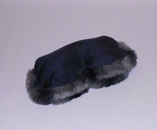 Handmuff Silver sross Bugaboo gloves  warmer for pushchair pram Quinny Icandy