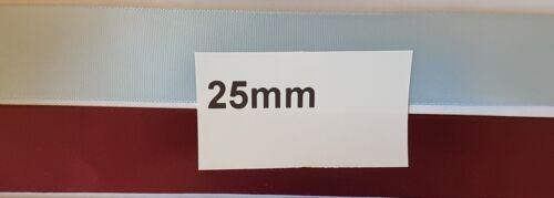 West Ham United Football para decoración de pasteles de cinta de raso o envoltura de regalo 2m de cada