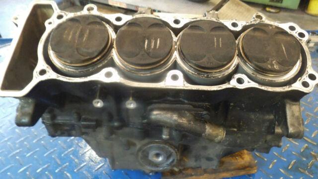 Honda CBR 900 Fireblade SC 33 Km ca 34000 - Motorgehäuse Zylinder Kolben