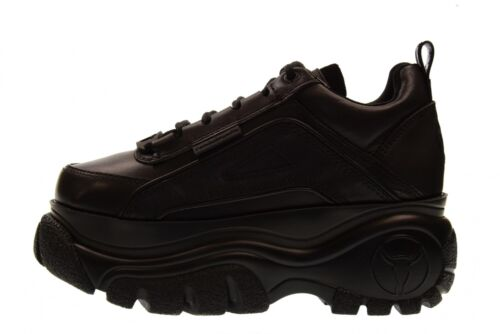 Windsor Smith A18u sneakers woman shoes with LUPE NERO platform