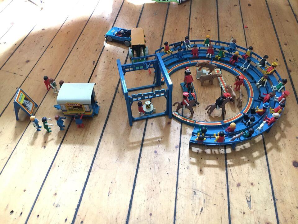 Blandet legetøj, cirkus, Playmobil
