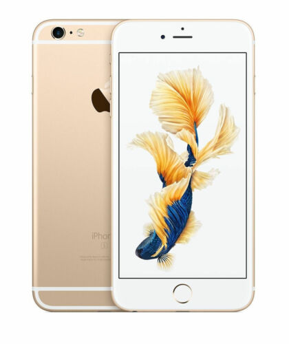 1 of 1 - Apple  iPhone 6s Plus - 32GB - Gold Smartphone