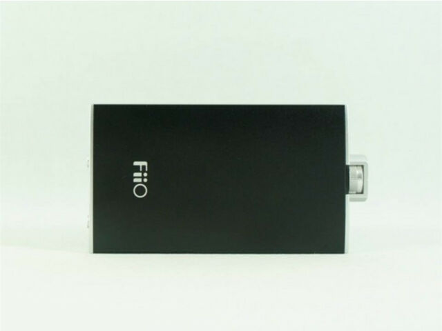 FiiO Q1 96kHz / 24bit PCM5102 DAC chip MAX 97220 Portable Headphone Amplifier