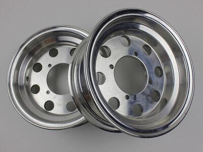 "F 2.75x8/"" R 2.75x8/"" Offset Rims Wheels F Honda Monkey Z50 Z50R Z50J Bike 90MM #2"