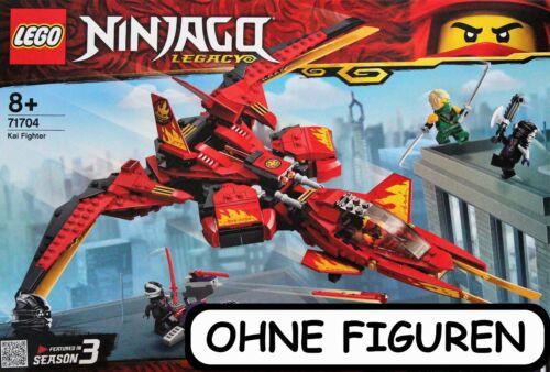 LEGO ® NINJAGO KAIS SUPER JETSET 71704OHNE FIGURENNEUWERTIG /& UNBENUTZT