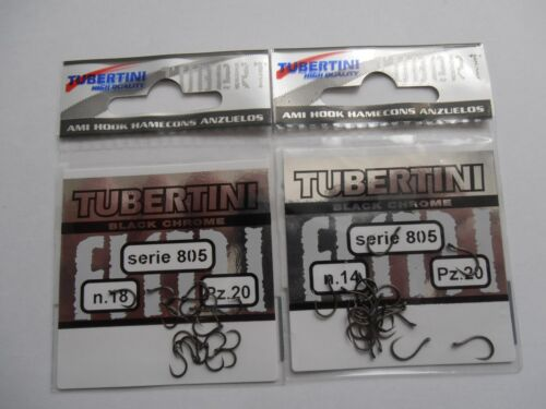 various patterns 2 packs Tubertini Hooks
