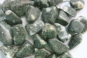 ONE-Stonehenge-Preseli-Tumbled-Stone-Grade-A-25-30mm-Healing-Crystal-Past-Life
