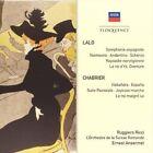 Lalo Symphonie Espagnole Namouna Divertimento - Ansermet Ernest Cd-jewel Case