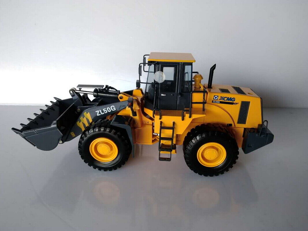 1 35 Scale XCMG ZL50G Wheel Loader Diecast model Collection Toy NIB