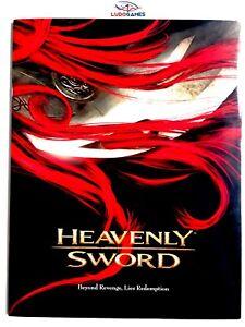 Heavenly-Sword-Press-Kit-Presse-PS3-PLAYSTATION-Videogame-Mint-Videojuego-Retro
