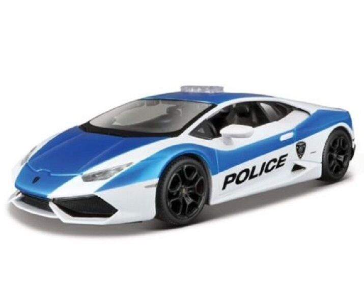 Maisto Maisto Maisto 1 24 Lamborghini HURACAN LP610-4 Diecast Model Racing Police Car Vehicle 69f16c
