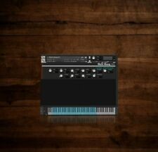 Soundfont format includes 50 patches. Multimoog Samples in Kontakt V5.73