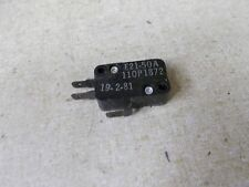 Cherry Electric E21-50A Limit Switch 110P1872 *FREE SHIPPING*