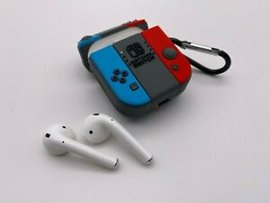 Nintendo Switch Concept Silicon Apple Airpods Case W Hook Usa Seller Hypebeast Ebay
