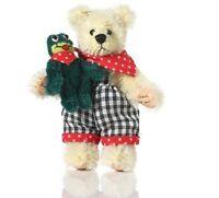 World Of Miniature Bears 3 Mohair Bear 987 Collectible Bear Last Piece