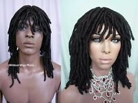 Dreadlock Not A Costume Wig, Quality Color Choice Unisex Wig