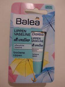 Balea-Lippenpflege-Lippen-Vaseline-ALL-WEATHER-VEGAN-Schirm-Limited-Edition-10ml