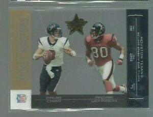 2004-Leaf-Rookies-and-Stars-TM11-David-Carr-Andre-Johnson-239-250-ref-82482