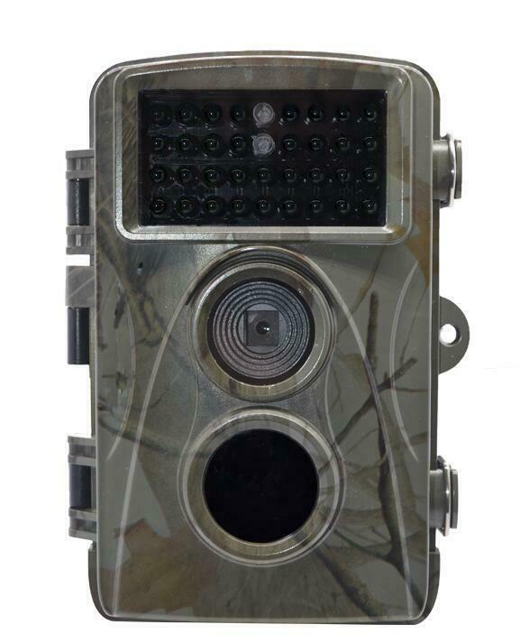 12MP PIR sensor IR-cut Hunting  Game Trail Camera TF card slot 0.6s fast shooting  low prices