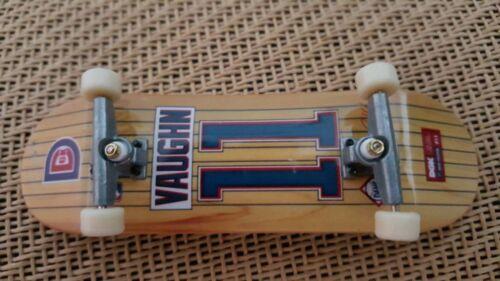 Genuine  Tech Deck 96mm VAUGHN DGK 11 Fingerboard Finger Board SkateBoard Deck