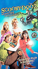Scooby Doo 2 Monsters Unleashed Vhs 2004 For Sale Online Ebay