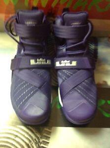 low priced 57cf5 b9177 La foto se está cargando NIKE-LEBRON-SOLDIER-IX-TB-para-hombres-zapatos-