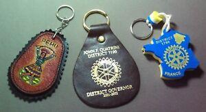 "Rotary International Theme Pin /""Sew the Seeds of Love/"""