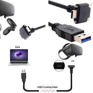 1-8m-Type-C-USB-3-1-Data-Cable-Charging-Charger-Adapter-for-Oculus-Quest-Link-VR