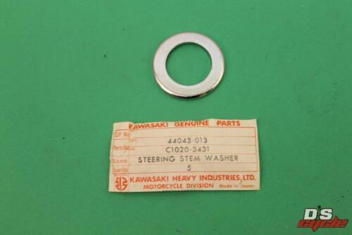 GENUINE KAWASAKI F3 STEERING STEM WASHER OEM 44043-013