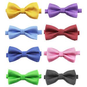 Cravate noeud papillon bow tie v tements pour chien chiot - Noeud papillon chat ...