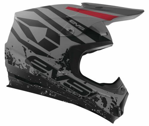 ATV MX Motocross Adult Helmet EVS T5 Grappler Off-Road