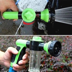 New-Portable-home-car-use-High-Pressure-Foam-Water-Gun-Water-Gun-Washer-Gun-JG