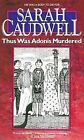 Thus Was Adonis Murdered by Caudwell (Paperback)