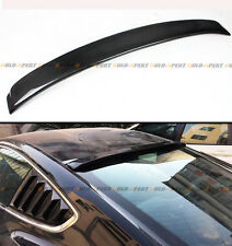 For 2015-2017 Ford Mustang S550 GT Carbon Fiber Rear Window Roof Spoiler Wing