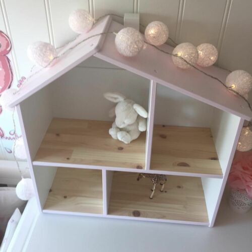 from Australia Wooden Doll House Systems Pink