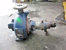 Gorman Rupp 2 Self Priming Centrifugal Pump 82e52 B 24900j Used