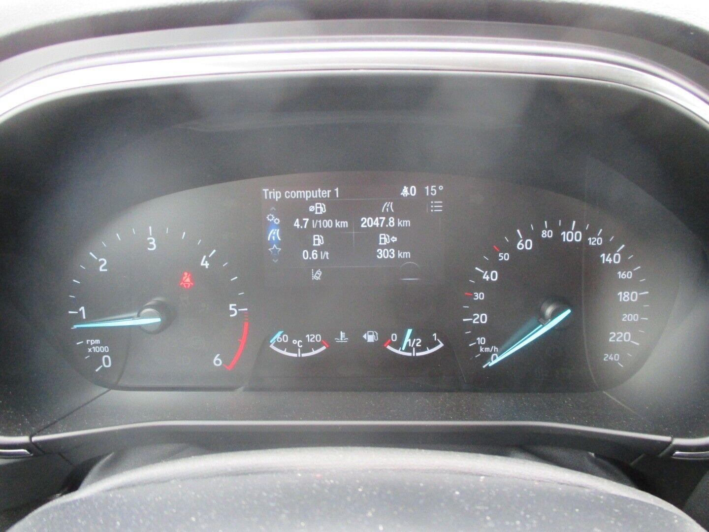 Ford Focus 1,5 EcoBlue Titanium - billede 10
