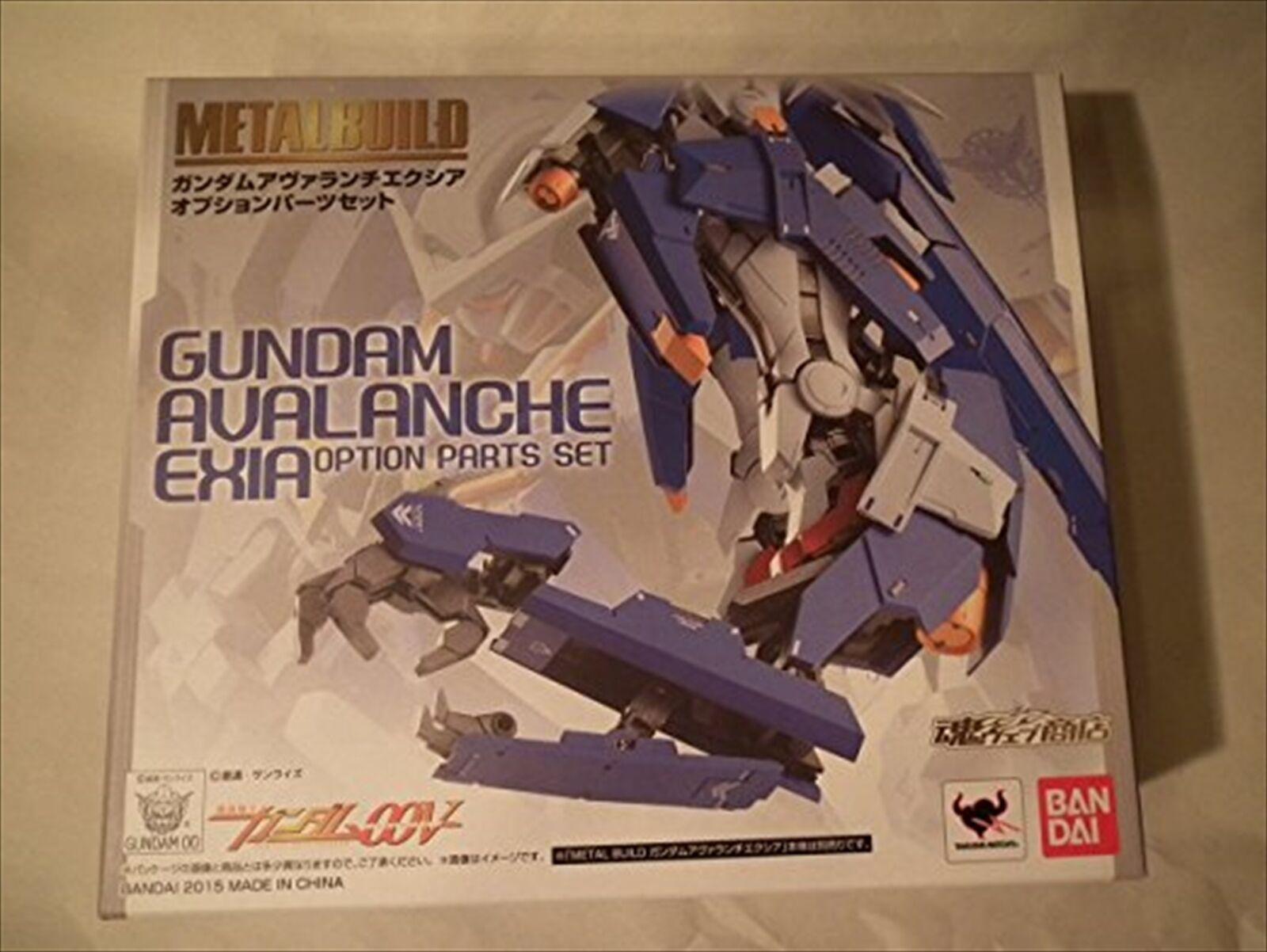 METAL BUILD Gundam Avalanche Exia option Parts Parts Parts Set F S NEW  JAPAN 4e6f2a