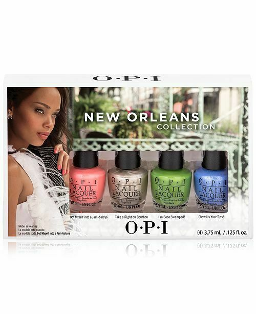 OPI New Orleans MINI Collection + FREE Shipping
