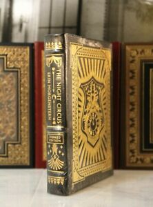 THE NIGHT CIRCUS - Easton Press - ERIN MORGENSTERN 🖋SIGNED EDITION🖋SEALED wBOX