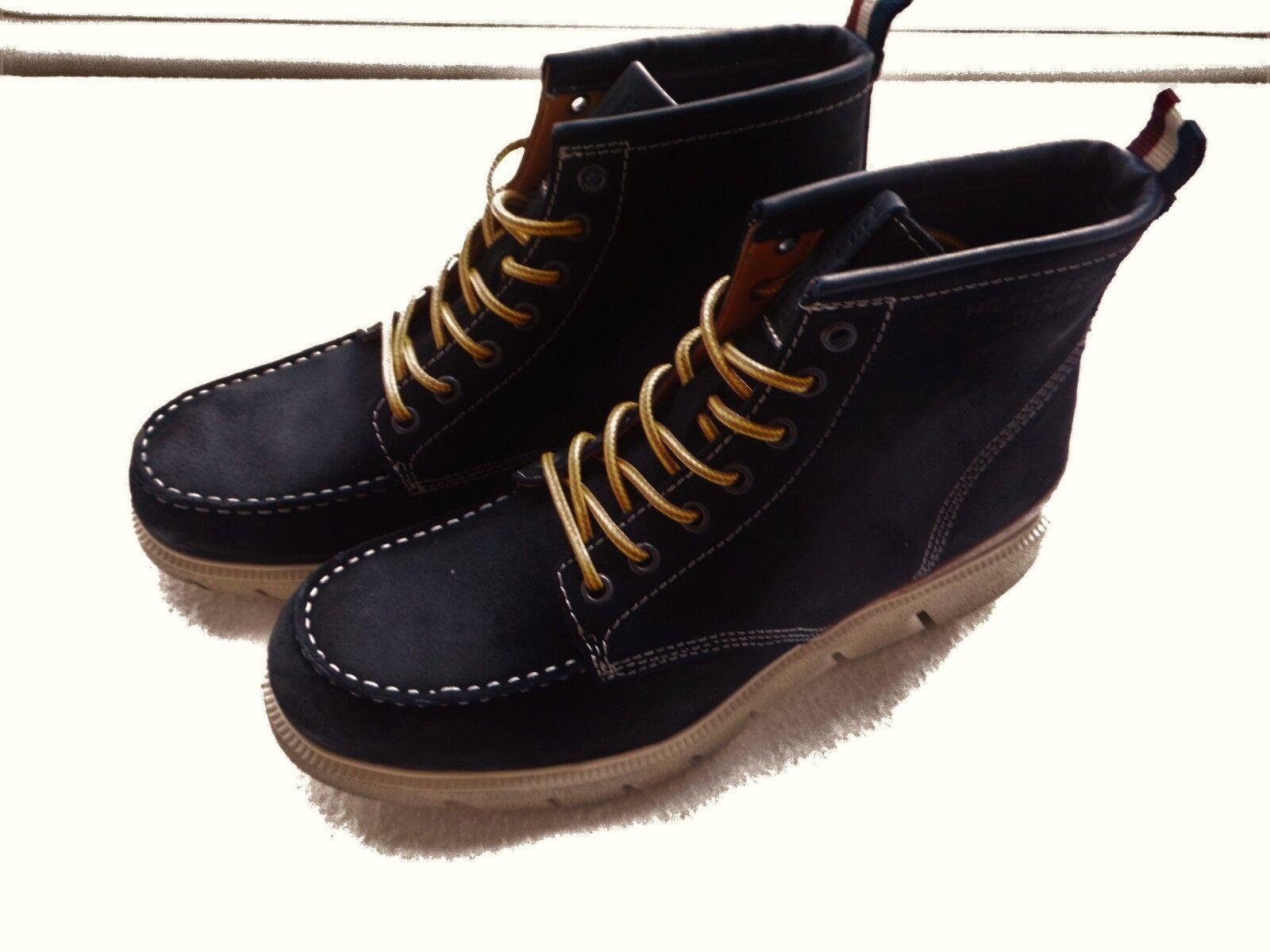 Tommy Hilfiger Wildleder Business-Schuhe Gr.42 Boots Gr.42 Business-Schuhe NEU! a14d1e