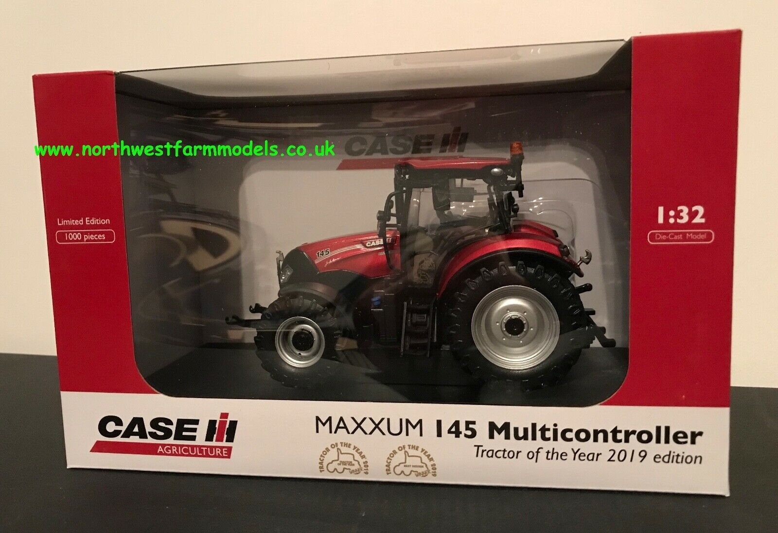 Universal HOBBIES 5386 1 32 Scala Case Ih Maxxum 145 multicontroller Limited