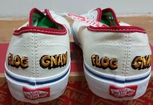 60bc1a8d928f20 Vans X CFG Camp Flog Gnaw Festival Authentic Size 8.5 golf wang ...