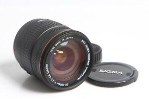 Sigma-3-5-5-6-28-200-MACRO-Compact-Hyperzoom-Minolta-AF-Lens-Zoomlens