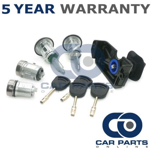 Complet 5 Lock Set /& 4 Clés Pour Ford Transit 2.3 2.2 TDCi 2.4 3.2